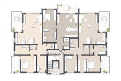 Wohnung 4
