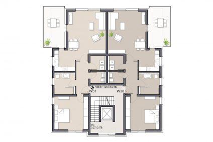 Wohnung 37