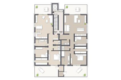 Wohnung 28