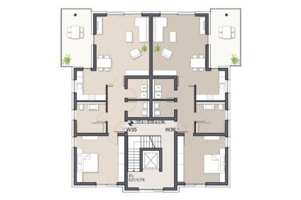 Wohnung 36