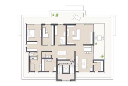 Wohnung 46