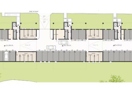 Tiefgaragenstellplatz – B6